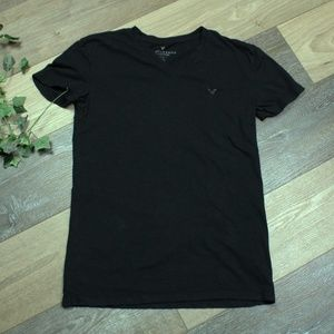American Eagle Black Short Sleeve Size  XS